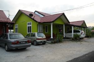D'padi Homestay in Langkawi. Near Makam Purba.