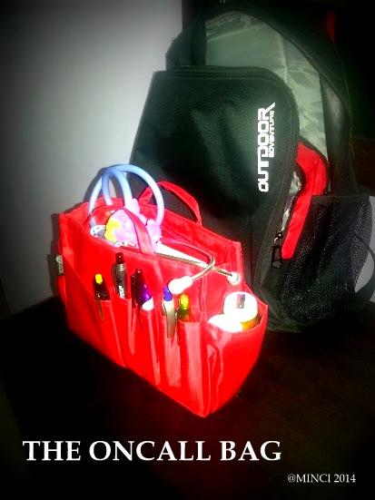 oncall bag