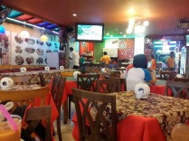 at Pizza western cafe