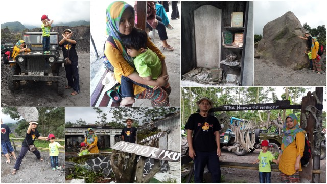 Yogyakarta-merapi