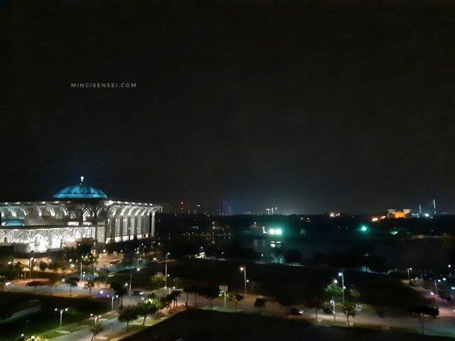 A one night stay at Dorsett Putrajaya   Minci 先生